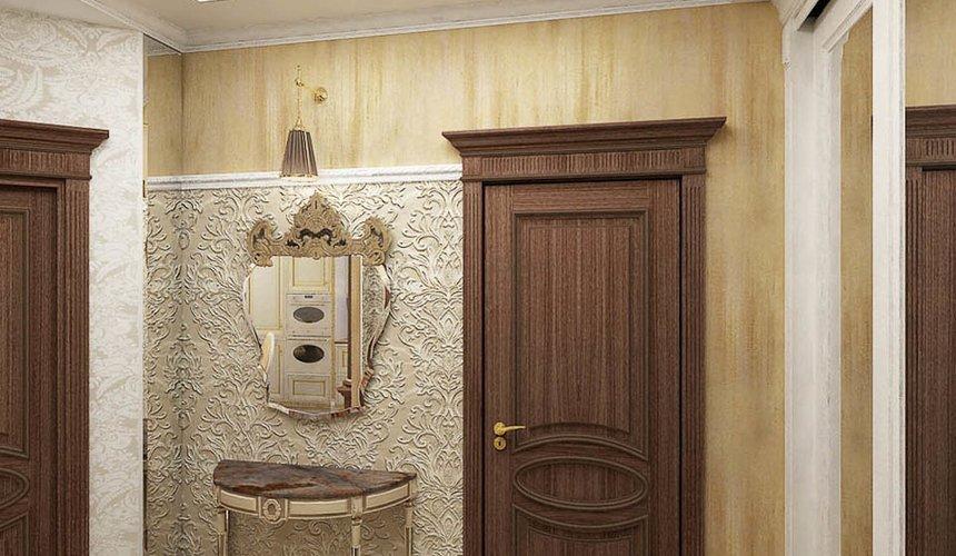 Дизайн интерьера двухкомнатной квартиры по ул. Мельникова 38 18