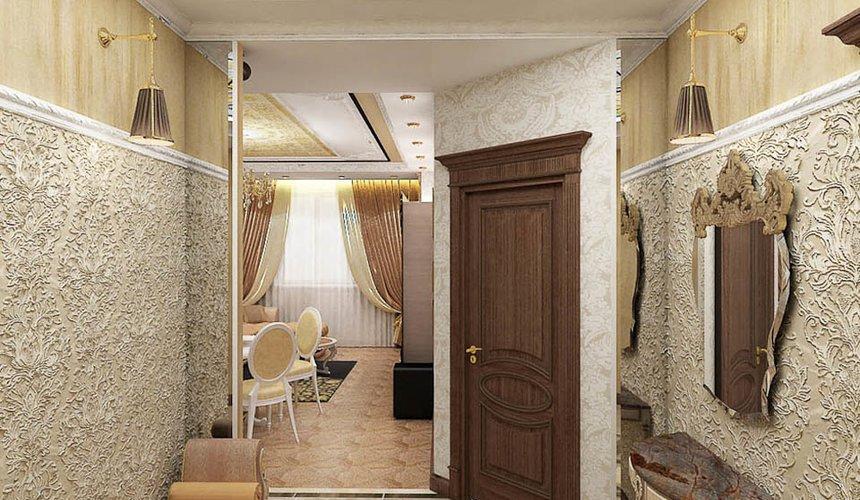 Дизайн интерьера двухкомнатной квартиры по ул. Мельникова 38 19