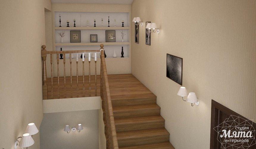 Дизайн интерьера коттеджа в современном стиле в п. Образцово  7