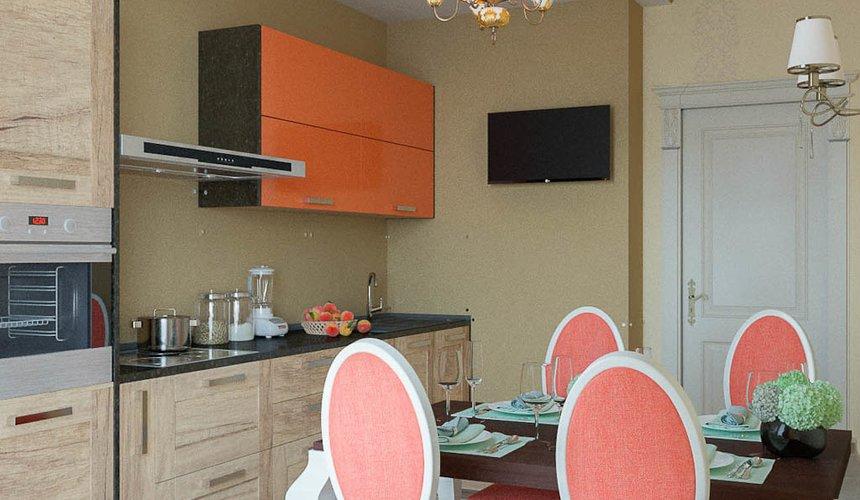Дизайн интерьера и ремонт трехкомнатной квартиры в Карасьозерском 2 47
