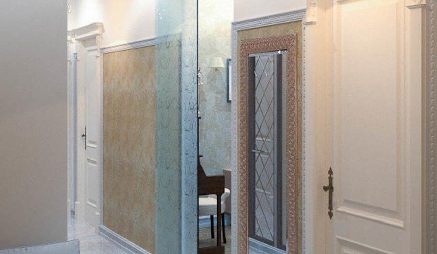 Дизайн интерьера и ремонт трехкомнатной квартиры в Карасьозерском 2 53