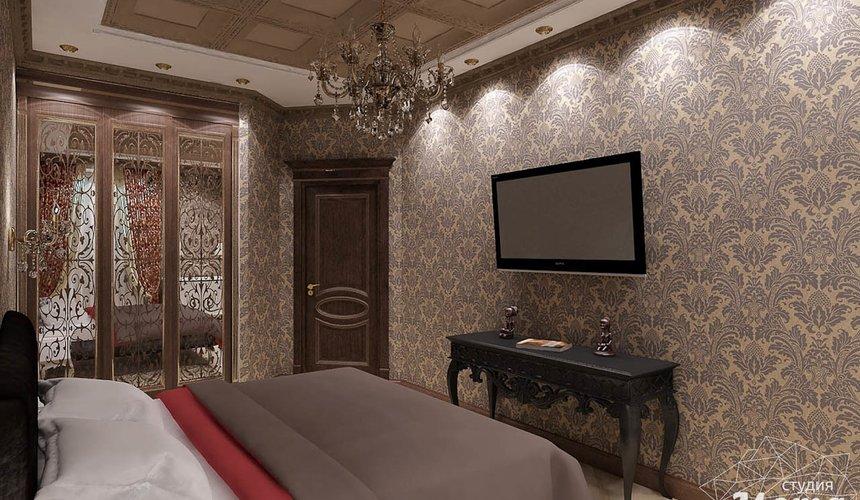 Дизайн интерьера двухкомнатной квартиры по ул. Мельникова 38 7