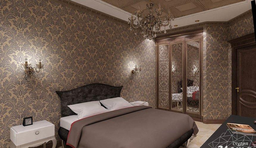 Дизайн интерьера двухкомнатной квартиры по ул. Мельникова 38 8
