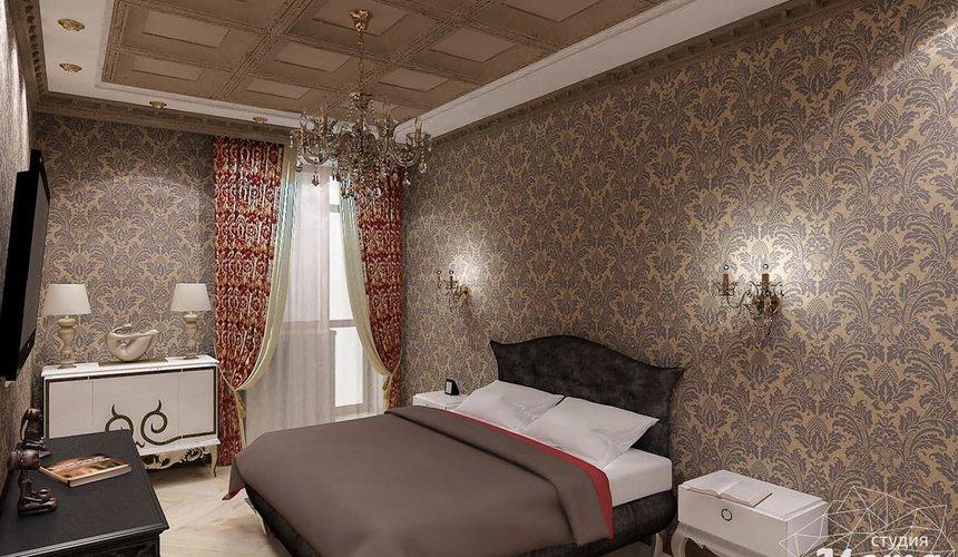 Дизайн интерьера двухкомнатной квартиры по ул. Мельникова 38 9