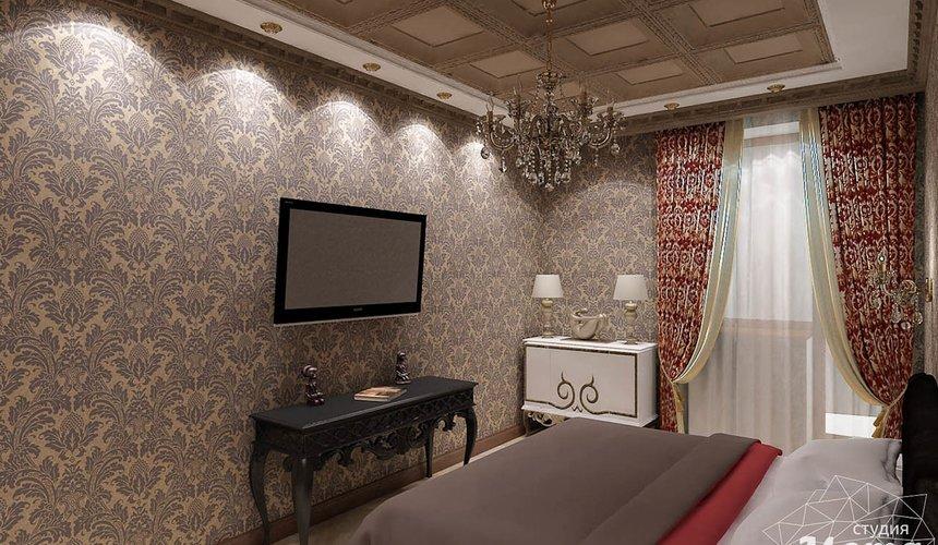 Дизайн интерьера двухкомнатной квартиры по ул. Мельникова 38 10