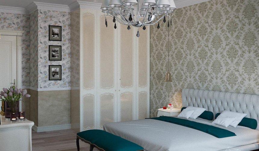 Дизайн интерьера и ремонт трехкомнатной квартиры в Карасьозерском 2 58