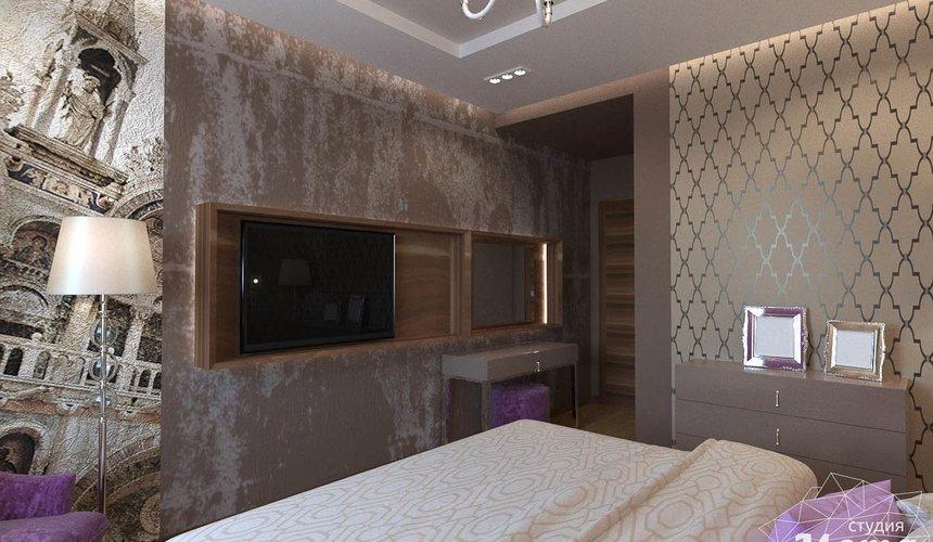 Дизайн интерьера трехкомнатной квартиры по ул. Мельникова 27 18