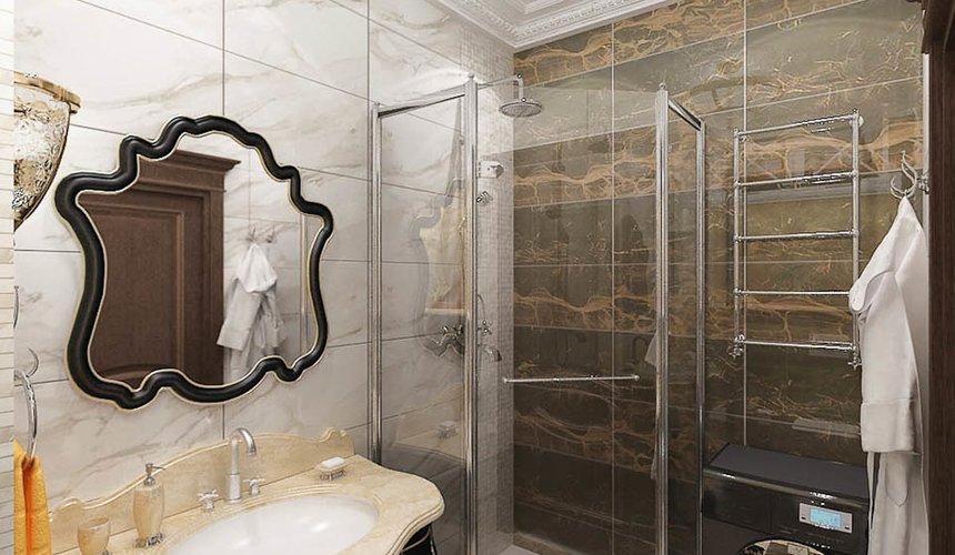 Дизайн интерьера двухкомнатной квартиры по ул. Мельникова 38 13