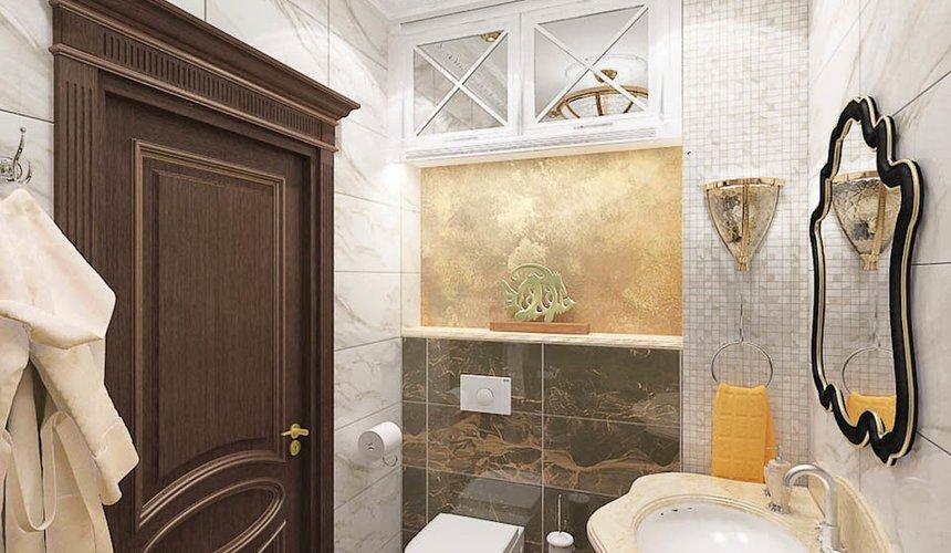 Дизайн интерьера двухкомнатной квартиры по ул. Мельникова 38 15
