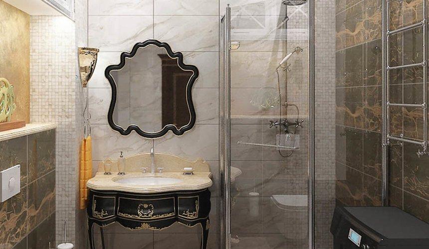 Дизайн интерьера двухкомнатной квартиры по ул. Мельникова 38 16