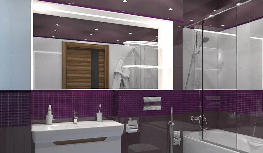 Дизайн интерьера трехкомнатной квартиры по ул. Мельникова 27 11
