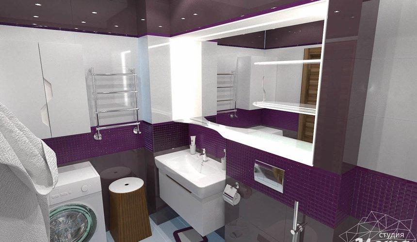 Дизайн интерьера трехкомнатной квартиры по ул. Мельникова 27 12
