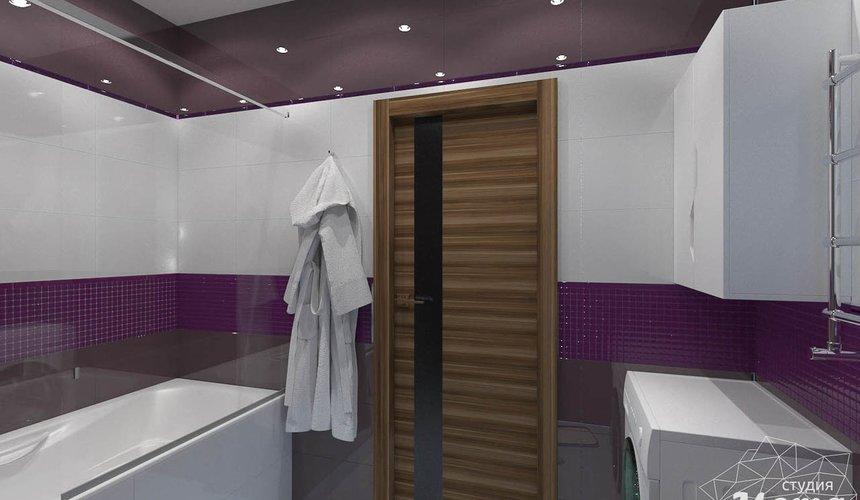 Дизайн интерьера трехкомнатной квартиры по ул. Мельникова 27 13