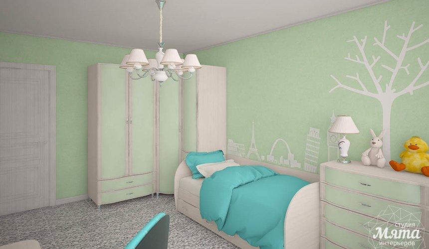 Дизайн интерьера  и ремонт трехкомнатной квартиры по ул. Машинная 44 52