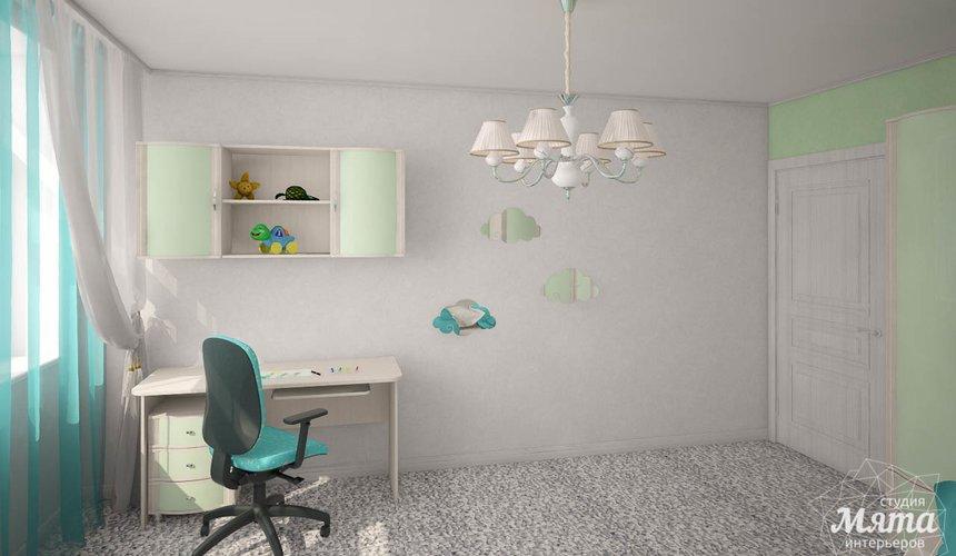 Дизайн интерьера  и ремонт трехкомнатной квартиры по ул. Машинная 44 53