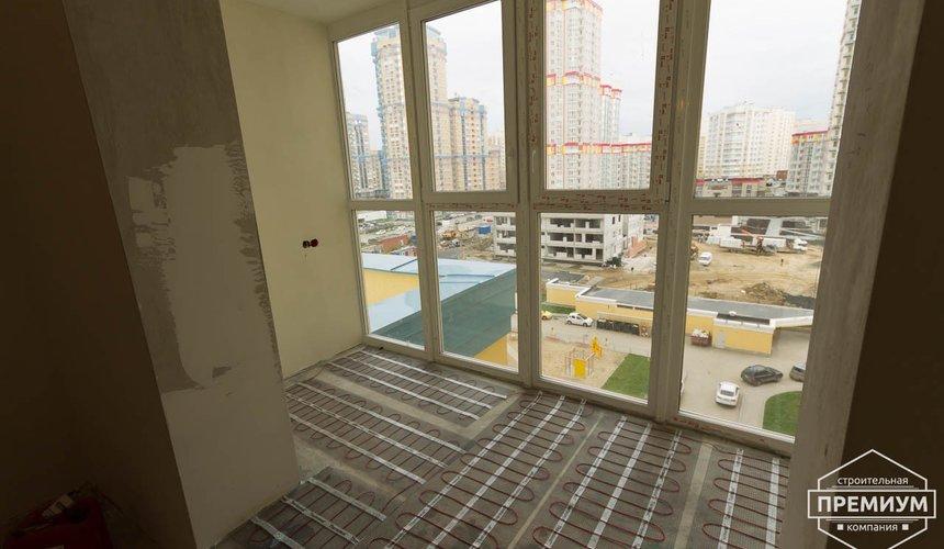 Дизайн интерьера и ремонт трехкомнатной квартиры по ул. Авиационная, 16  35