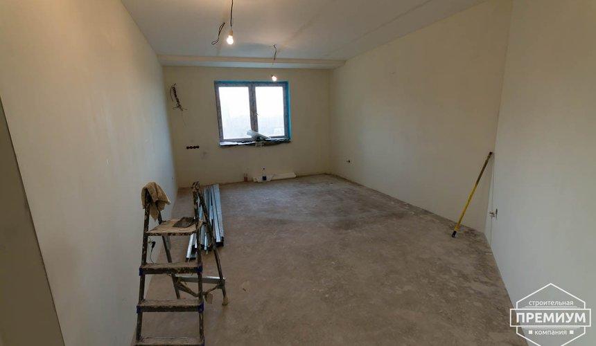 Дизайн интерьера и ремонт трехкомнатной квартиры по ул. Авиационная, 16  37
