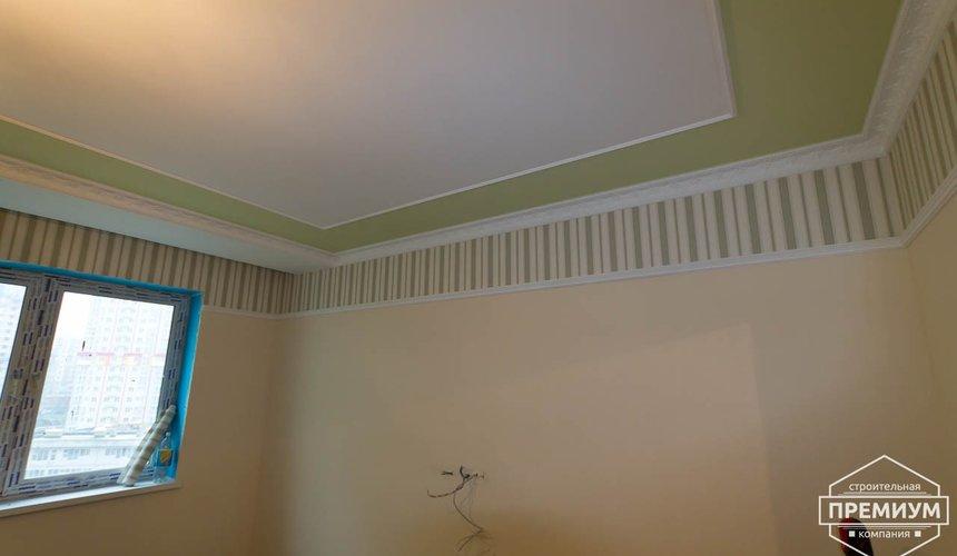 Дизайн интерьера и ремонт трехкомнатной квартиры по ул. Авиационная, 16  49