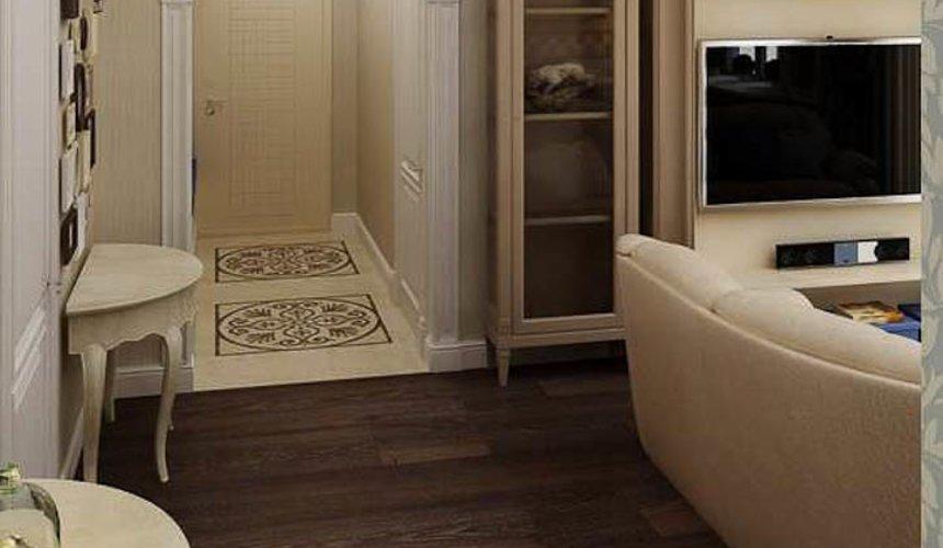 Дизайн интерьера однокомнатной квартиры по ул. Юмашева 10 11