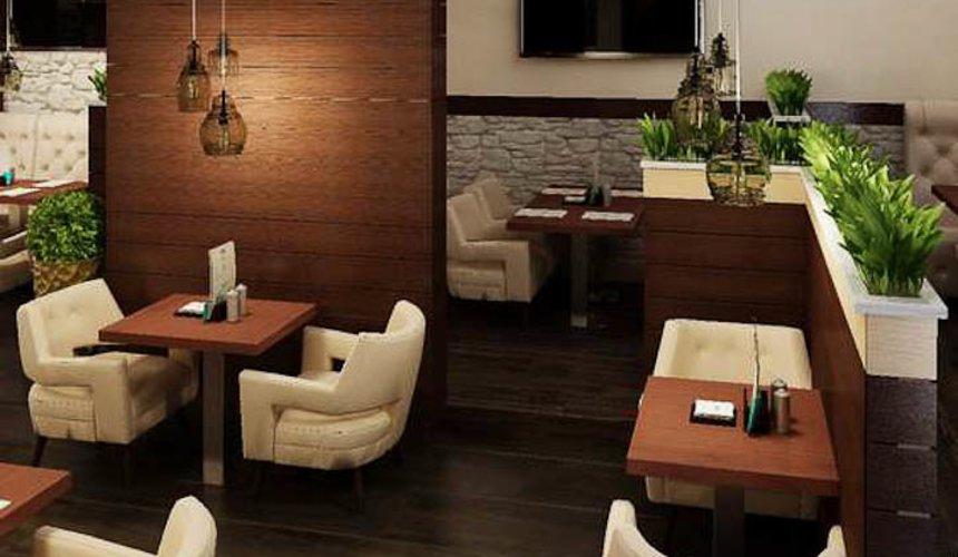 Дизайн интерьера кафе по ул. Малышева 12 10
