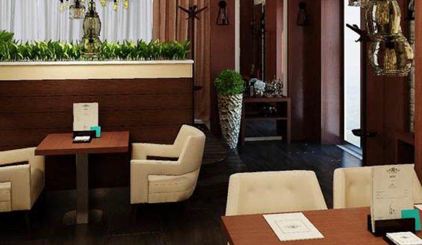 Дизайн интерьера кафе по ул. Малышева 12 12
