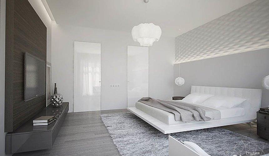 Дизайн интерьера трехкомнатной квартиры в Антаресе 2 10