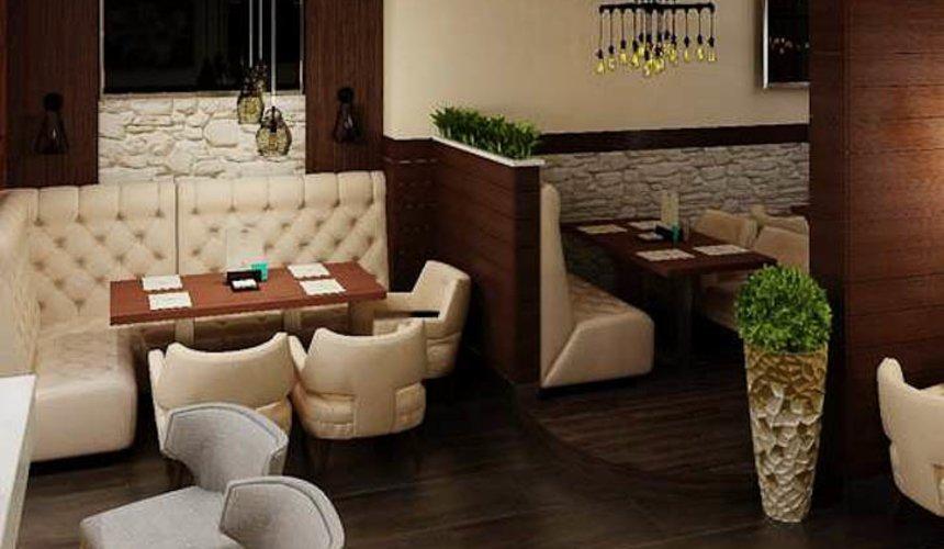 Дизайн интерьера кафе по ул. Малышева 12 17
