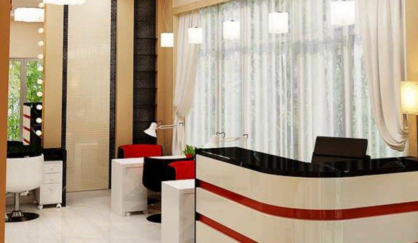 Дизайн интерьера парикмахерской по ул. Рябинина 19 6