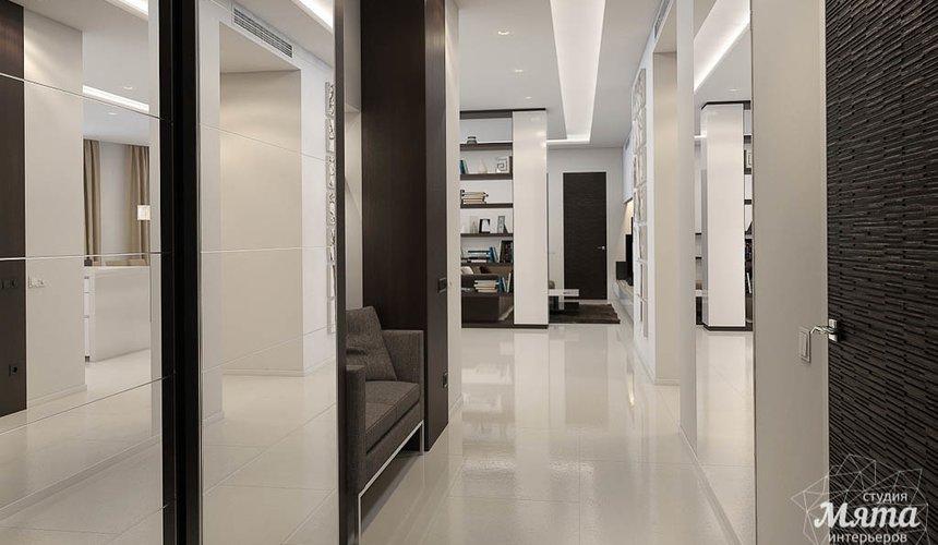 Дизайн интерьера трехкомнатной квартиры по ул. Белинского 86 6