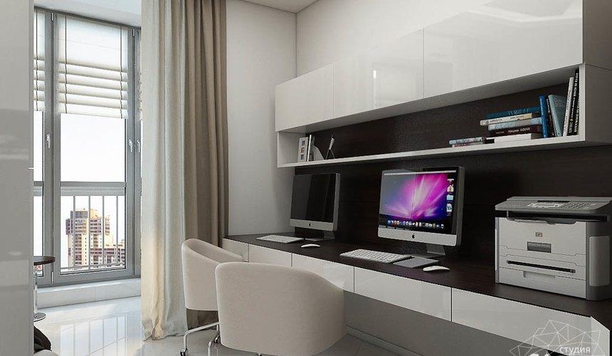 Дизайн интерьера трехкомнатной квартиры по ул. Белинского 86 3