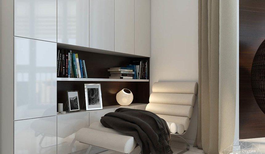 Дизайн интерьера трехкомнатной квартиры по ул. Белинского 86 15