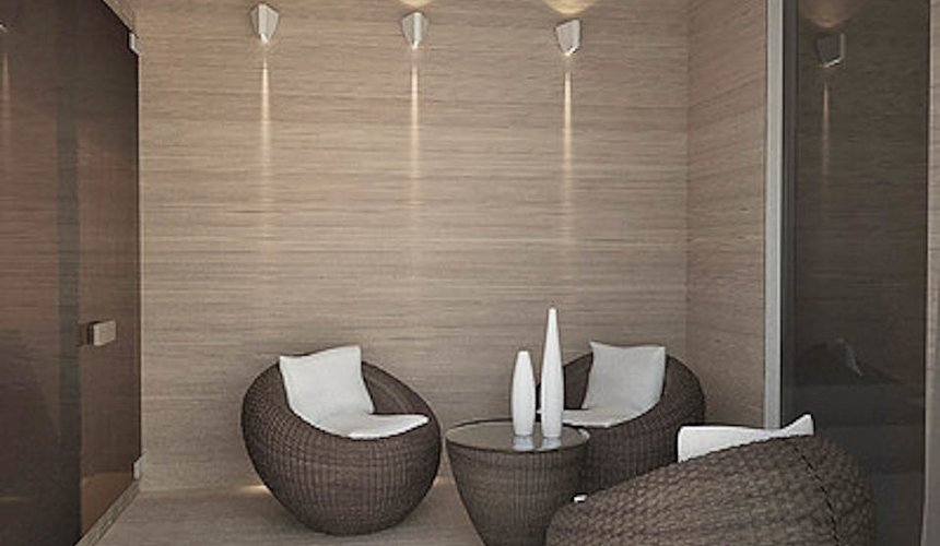 Дизайн интерьера трехкомнатной квартиры в Тихвине 12
