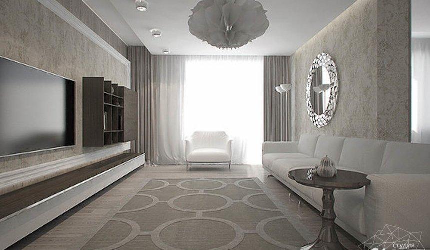 Дизайн интерьера трехкомнатной квартиры в Тихвине 2 4