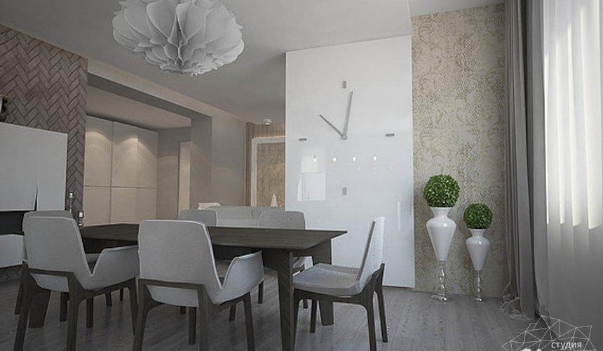 Дизайн интерьера трехкомнатной квартиры в Тихвине 2 7