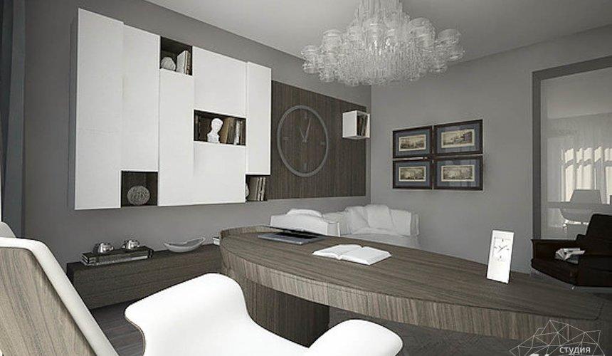 Дизайн интерьера трехкомнатной квартиры в Тихвине 2 12