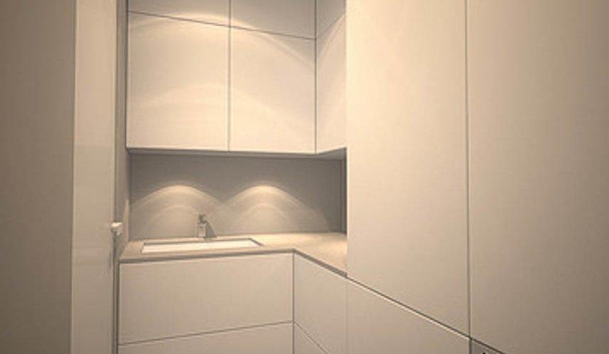 Дизайн интерьера трехкомнатной квартиры в Тихвине 2 19