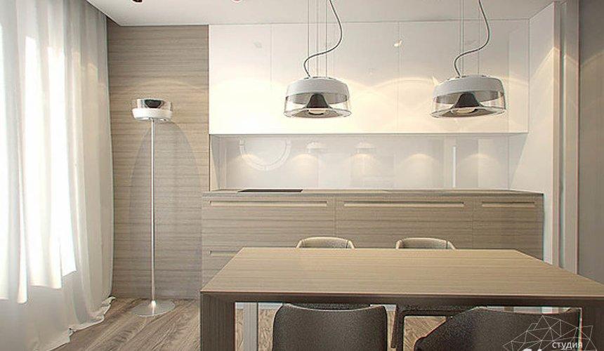 Дизайн интерьера трехкомнатной квартиры по ул. Юмашева 8 8