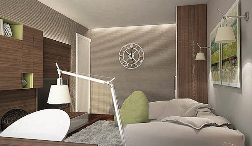 Дизайн интерьера трехкомнатной квартиры в Тихвине 18