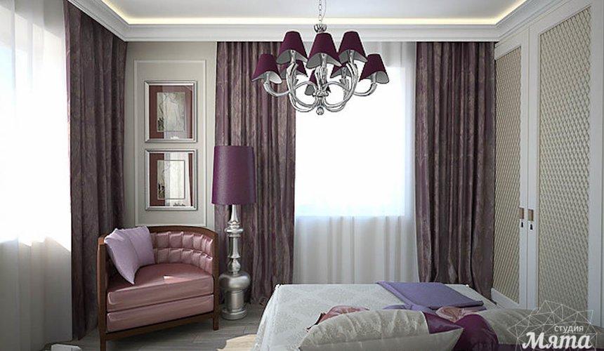 Дизайн интерьера двухкомнатной квартиры по ул. А. Валека 12 13