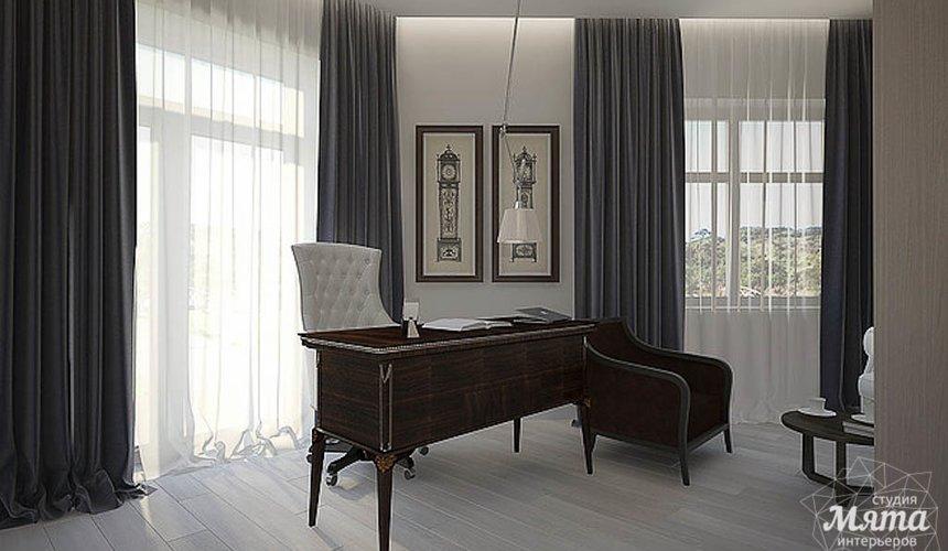 Дизайн интерьера трехкомнатной квартиры в Антаресе  12