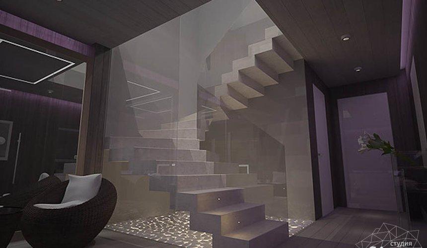 Дизайн интерьера коттеджа в п. Палникс 18