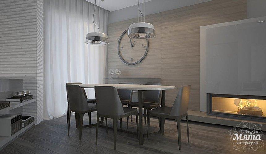 Дизайн интерьера двухкомнатной квартиры по ул. Жукова 14 7