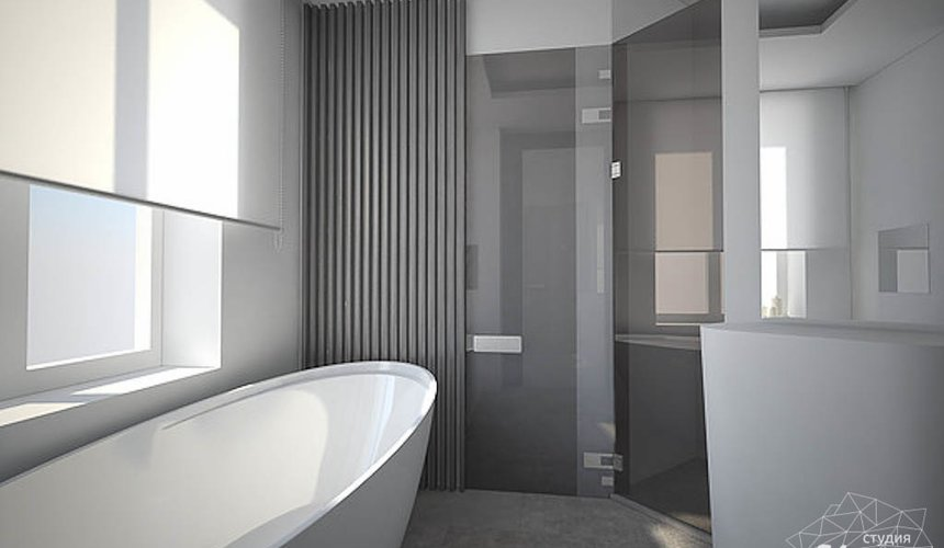 Дизайн интерьера двухкомнатной квартиры по ул. Жукова 14 17