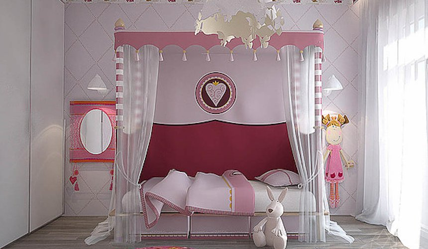 Дизайн интерьера трехкомнатной квартиры в Антаресе 2 16