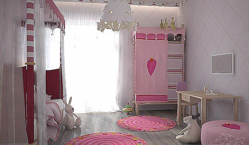 Дизайн интерьера трехкомнатной квартиры в Антаресе 2 17