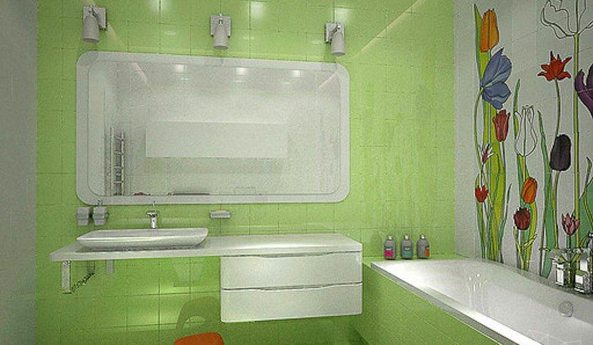 Дизайн интерьера трехкомнатной квартиры в Антаресе 2 18