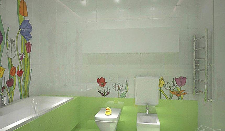 Дизайн интерьера трехкомнатной квартиры в Антаресе 2 19