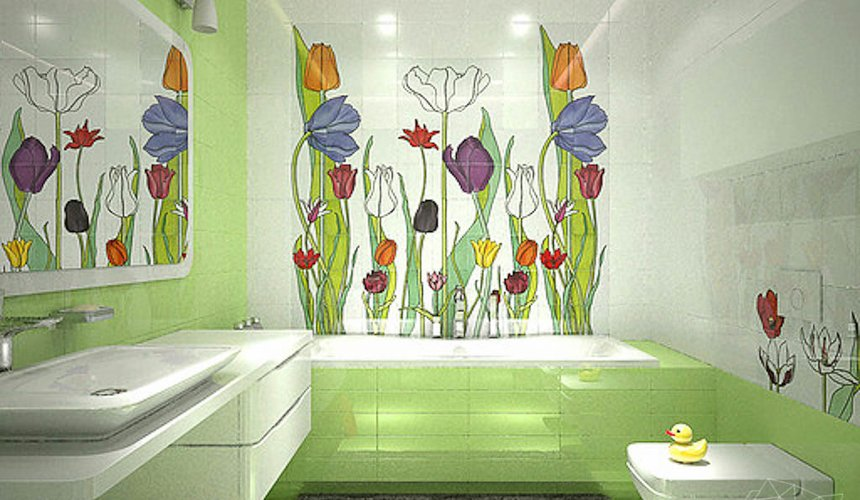 Дизайн интерьера трехкомнатной квартиры в Антаресе 2 20