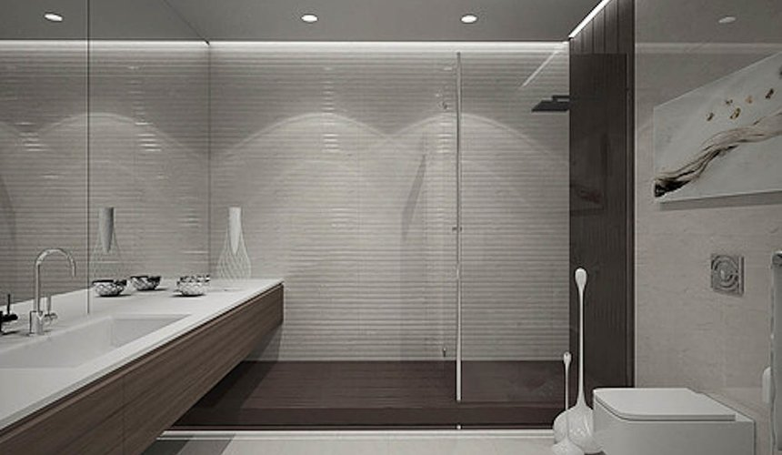 Дизайн интерьера трехкомнатной квартиры в Антаресе 2 12