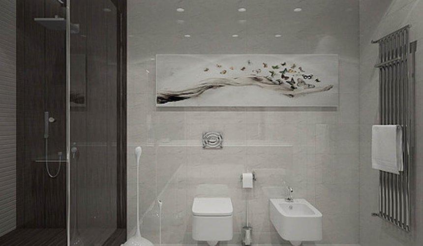 Дизайн интерьера трехкомнатной квартиры в Антаресе 2 13